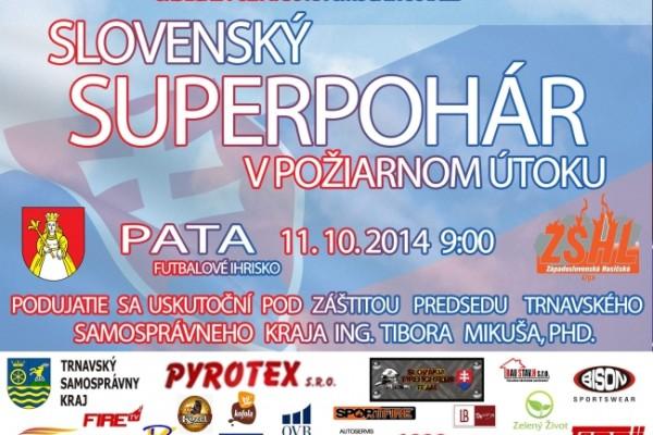 SLOVENSKÝ SUPERPOHAR 2014 - PATA